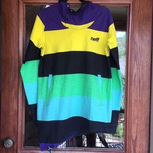 NeFF sweatshirt size large